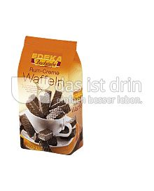 Produktabbildung: Edeka Backstube Rum-Creme Waffeln 200 g
