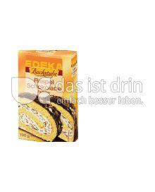 Produktabbildung: Edeka Backstube Raspel Schokolade Zartbitter 100 g