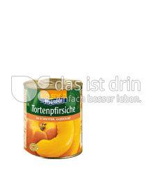 Produktabbildung: Edeka Rio Grande Tortenpfirsiche 850 ml