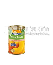 Produktabbildung: Edeka Rio Grande Tortenpfirsiche 425 ml