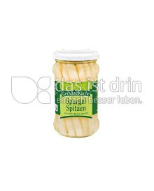 Produktabbildung: Edeka GemüseKüche Spargel-Spitzen 314 ml