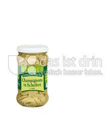 Produktabbildung: Edeka GemüseKüche Champignons 314 ml