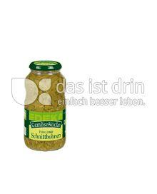 Produktabbildung: Edeka GemüseKüche Schnittbohnen 720 ml
