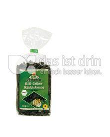Produktabbildung: Bio Wertkost Grüne Kürbiskerne 250 g