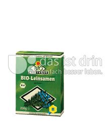 Produktabbildung: Bio Wertkost Leinsamen 200 g