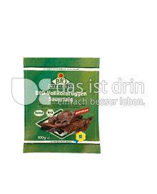 Produktabbildung: Bio Wertkost Vollkornroggen Sauerteig 1000 g