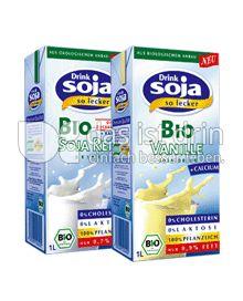 Produktabbildung: drink soja so lecker Bio Soja Drink so lecker 1 l