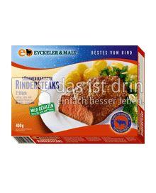 Produktabbildung: Eyckeler & Malt Rindersteaks 400 g