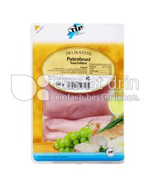 Produktabbildung: TiP Delikatess Putenbrust 150 g