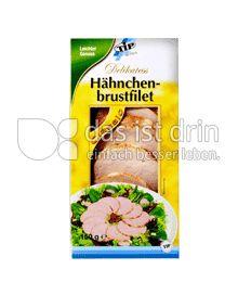 Produktabbildung: TiP Delikatess Hähnchenbrustfilet natur 150 g