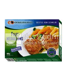 Produktabbildung: Eyckeler & Malt Filet-Medaillons 400 g
