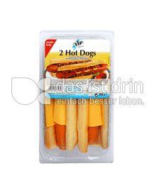 Produktabbildung: TiP Hot-Dogs 200 g