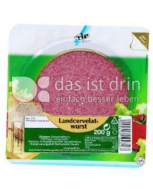Produktabbildung: TiP Landcervelatwurst 200 g