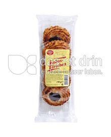Produktabbildung: Baeckeria Kokos-Törtchen 250 g