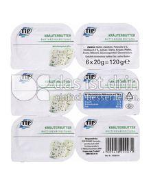 Produktabbildung: TiP Kräuterbutter 120 g