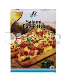 Produktabbildung: TiP Baguette Salami 250 g