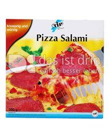 Produktabbildung: TiP Pizza Edel-Salami 350 g