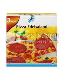 Produktabbildung: TiP Pizza Salami 1050 g