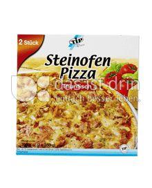 Produktabbildung: TiP Steinofen Pizza Thunfisch 2 Stück