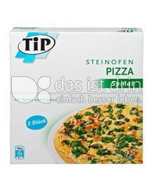 Produktabbildung: TiP Steinofen Pizza Spinat 700 g