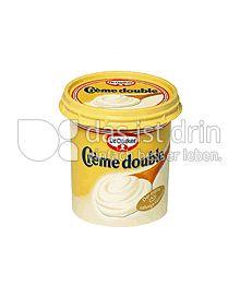 Produktabbildung: Dr. Oetker Crème double 125 g
