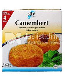 Produktabbildung: TiP Back Camembert 300 g