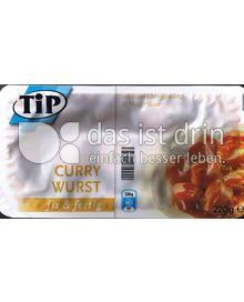 Produktabbildung: TiP Currywurst 220 g