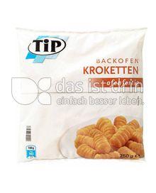 Produktabbildung: TiP Backofen Kroketten 750 g