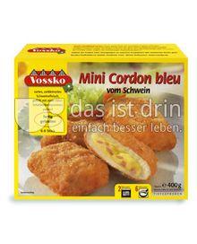 Produktabbildung: Vossko Mini Cordon bleu 400 g
