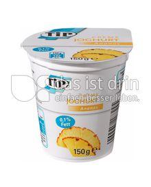 Produktabbildung: TiP Creme Joghurt Ananas 150 g
