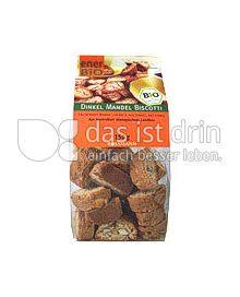 Produktabbildung: enerBio Dinkel Mandel Biscotti 150 g