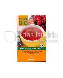 Produktabbildung: enerBiO Früchtetee ''Rote Grütze''