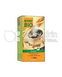 Produktabbildung: enerBiO Kaffee 500 g