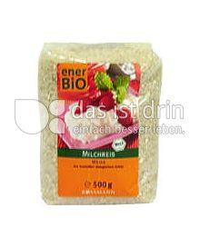 Produktabbildung: enerBiO Milchreis 500 g