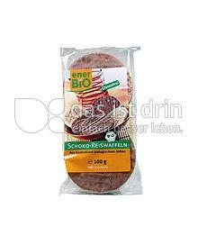 Produktabbildung: enerBiO Schoko-Reiswaffeln 100 g