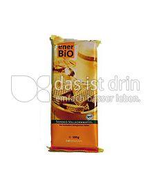 Produktabbildung: enerBiO Schoko-Vollkornwaffeln 100 g