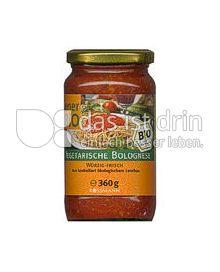 Produktabbildung: enerBiO Vegetarische Bolognese, 360 g