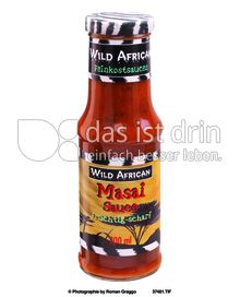 Produktabbildung: Wild African Masai Sauce 200 ml