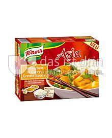 Produktabbildung: Knorr Asia Hähnchen in Curry-Creme Sauce 350 g