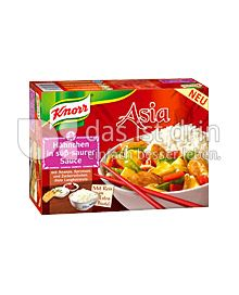 Produktabbildung: Knorr Asia Hähnchen in süß-saurer Sauce 450 g