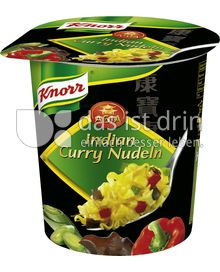 Produktabbildung: Knorr Snack Bar Indian Curry Nudeln 56 g