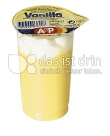 Produktabbildung: A&P Dessertcreme Vanilla 200 g