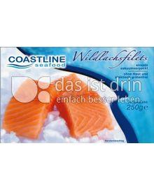 Produktabbildung: Coastline Wildlachsfilets 250 g