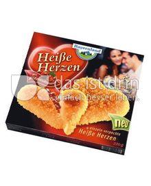 Produktabbildung: Bayernland Heiße Herzen 220 g