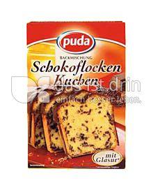 Produktabbildung: Puda Backmischung Schokoflocken-Kuchen