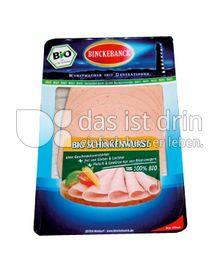 Produktabbildung: Binckebanck Bio Schinkenwurst 80 g