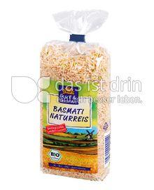 Produktabbildung: Gut & Gerne Bio Basmati Naturreis 500 g