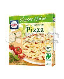 Produktabbildung: Original Wagner Unsere Natur Steinofen-Pizza Margherita 310 g