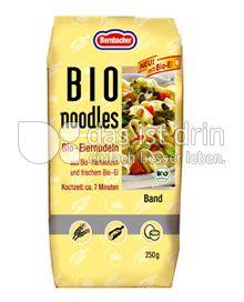 Produktabbildung: Bernbacher BIO Noodles Band 250 g