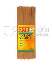 Produktabbildung: Bio Vollkorn Spaghetti 500 g